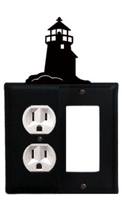 Lighthouse - Single Outlet and GFI Cover
