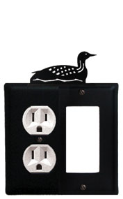 Loon - Single Outlet and GFI Cover