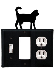 Cat - Single Switch, GFI and Outlet Cover