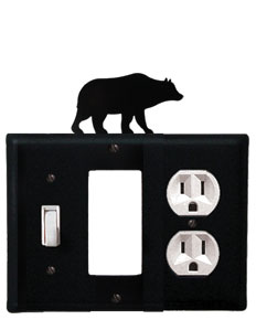 Bear - Single Switch, GFI and Outlet Cover