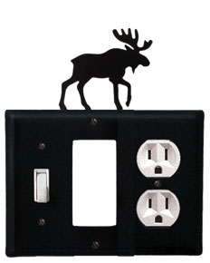 Moose - Single Switch, GFI and Outlet Cover