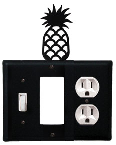 Pineapple - Single Switch, GFI and Outlet Cover