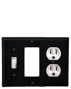Plain - Single Switch, GFI and Outlet Cover