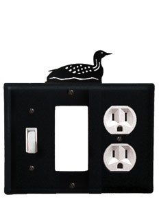 Loon - Single Switch, GFI and Outlet Cover