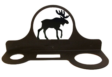 Moose - Hair Dryer Rack