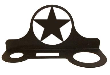 Star - Hair Dryer Rack