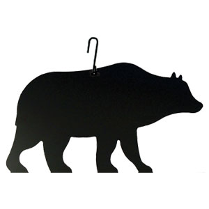 Bear - Decorative Hanging Silhouette