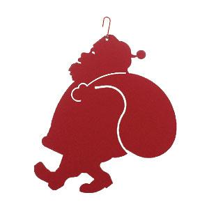 Santa - Decorative Hanging Silhouette