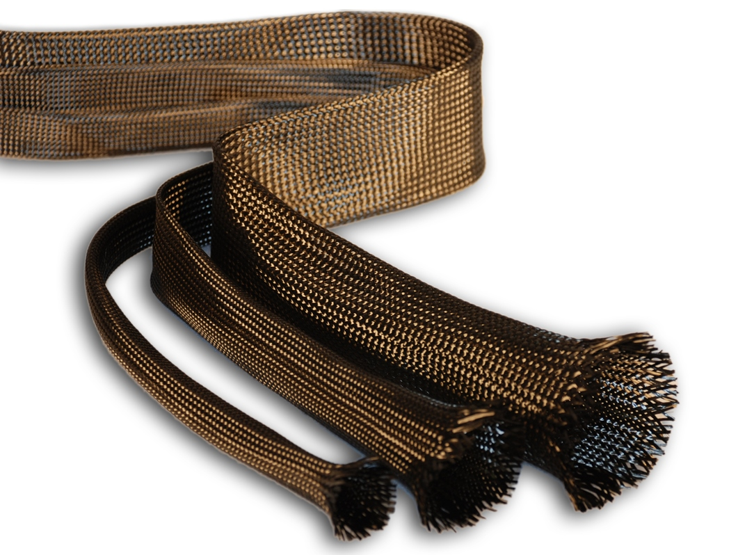 Carbon Fiber Braided Sleeves