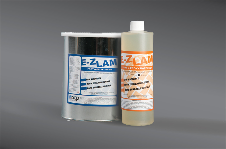 Room Temperature Laminating Resin (ET-02)