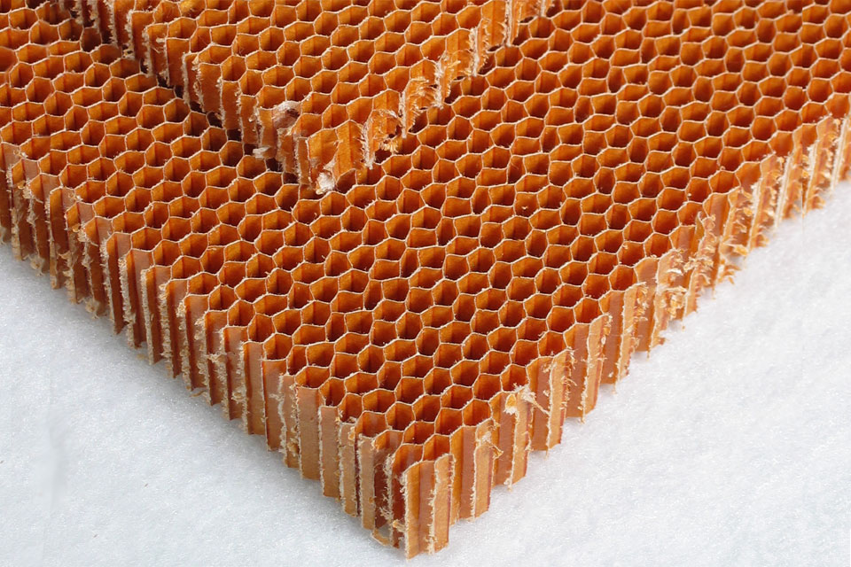 Standard Cell Aramid Honeycomb