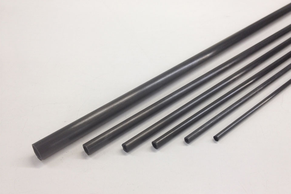 Carbon Fiber Pultruded Tubing