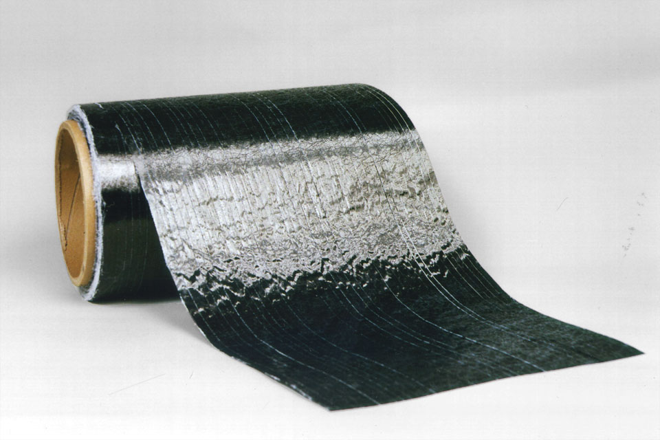 "Carbon Fiber ""Uni-Web"" Unidirectional Fiber"