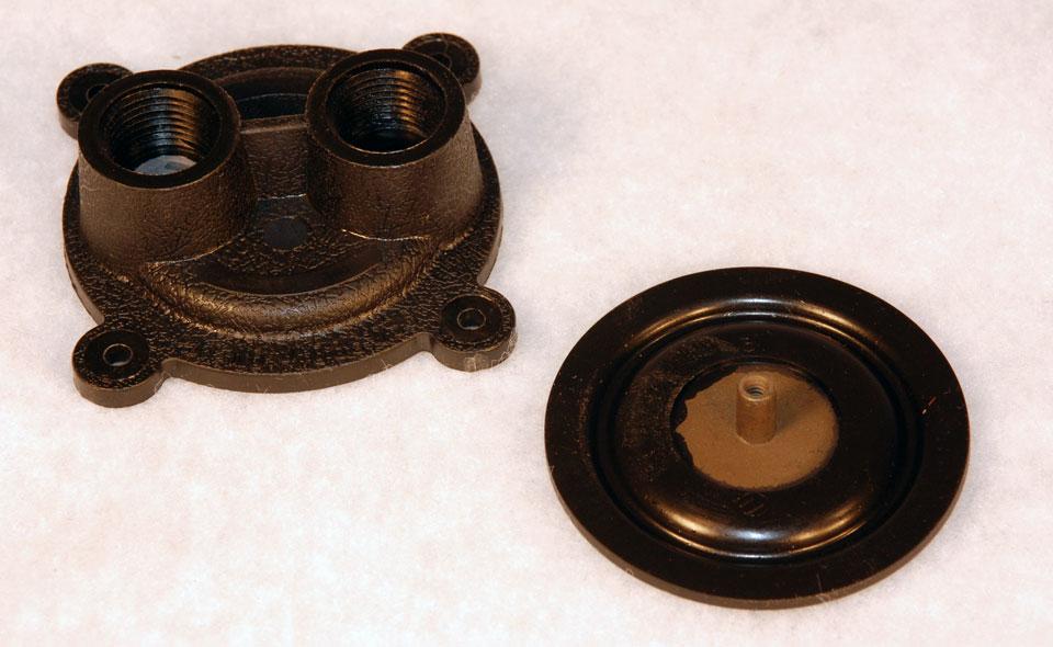 Auto-Vac Pump Repair Kit