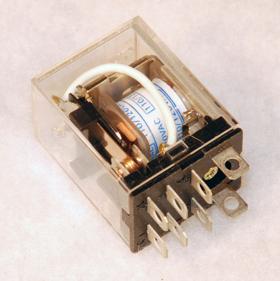 Vacuum Switch Relay