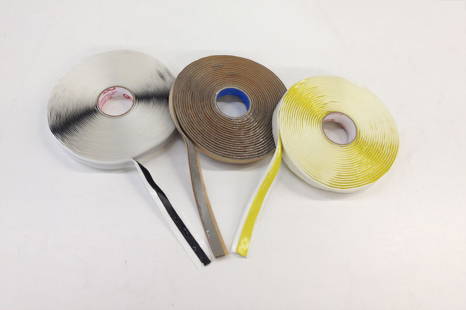 Vacuum Bagging Sealant Tape