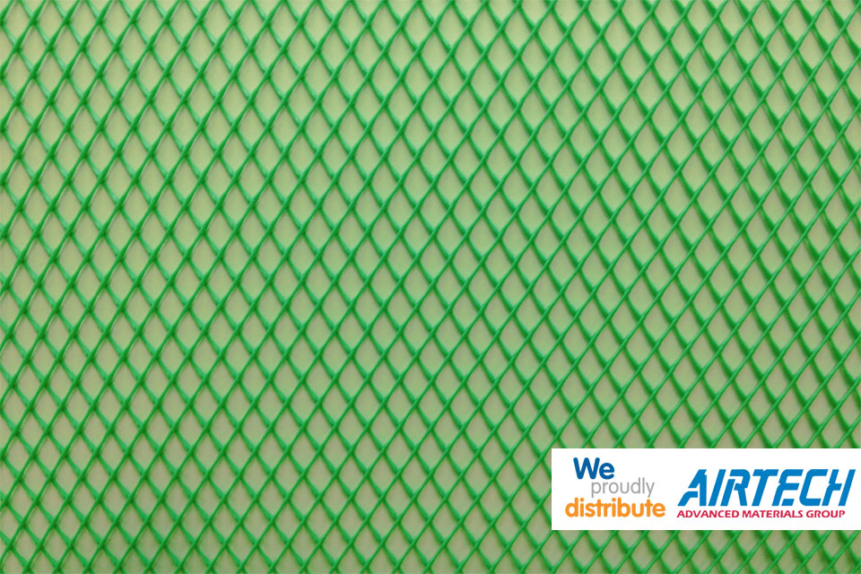 Resin Infusion Mesh - Green