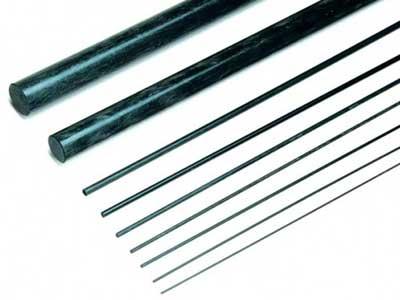 Carbon Fiber Solid Rods