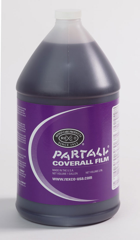 Partall® Coverall Film Quart-Case of 12 | Expiring Soon