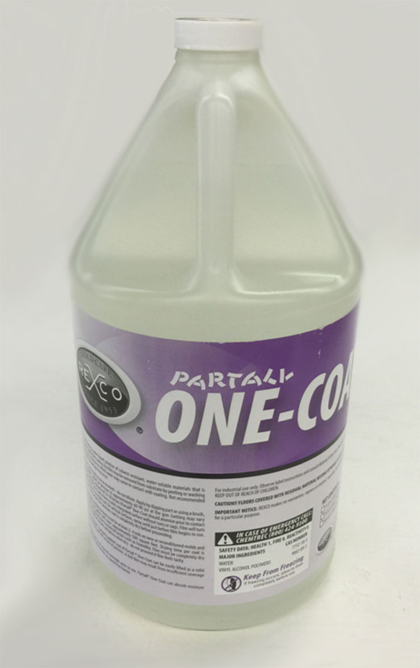 Partall® One-Coat Quart-Case of 12 | Expiring Soon