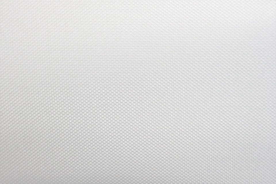 White Peel Ply - Polyester Swatch