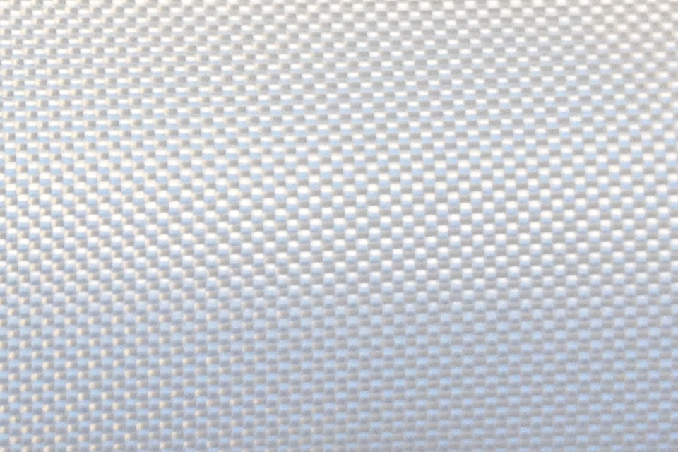 3 oz Fiberglass Fabric Plain Weave Swatch
