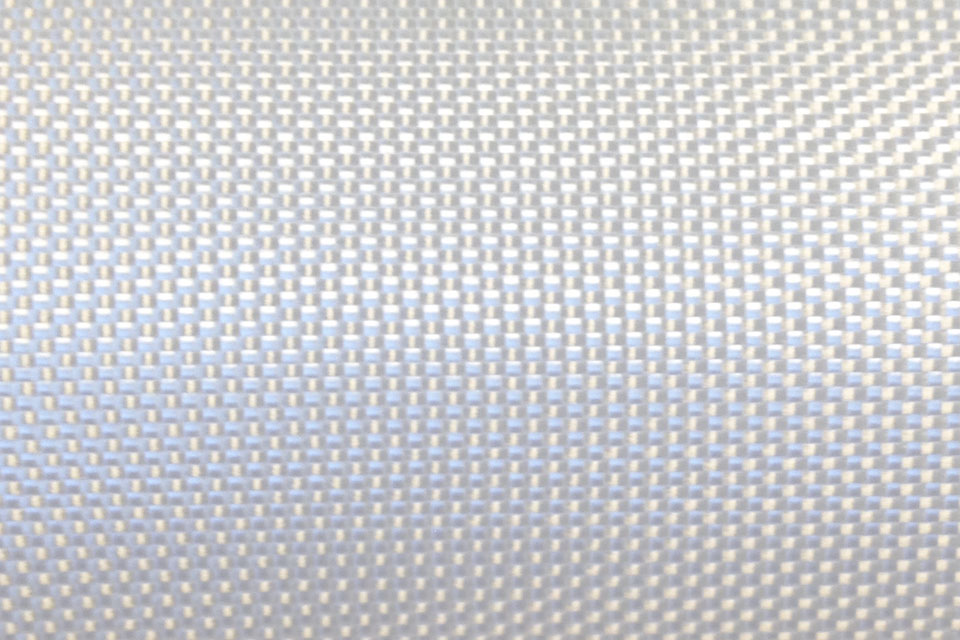 "6 oz Fiberglass Fabric Plain ""Tight"" Weave Swatch"