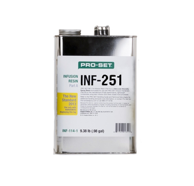 PRO-SET Infusion Epoxy 251 Hardener - 1.4 Gallon