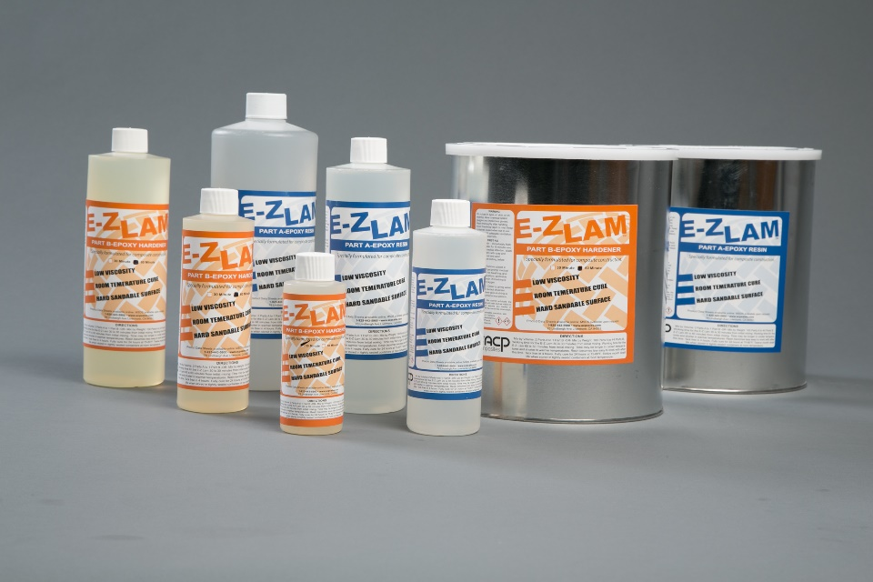 EZ-Lam 60 Minute Epoxy Resin