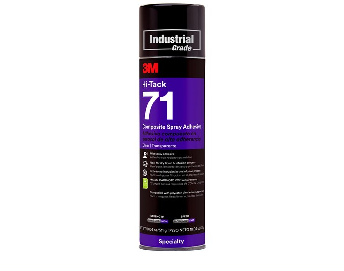 3M Spray Adhesive 71