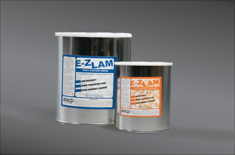 SALE!!! - EZ-Lam High Temp Epoxy Resin Quart Kit - Expiring