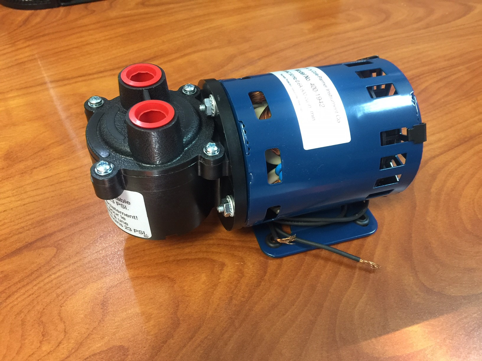 OVERSTOCK - Auto-Vac Electrical Vacuum Pump (230V)